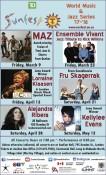 World Music & Jazz Series '17-'18