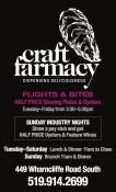Craft Farmacy: DISPENSING DELICIOUSNESS